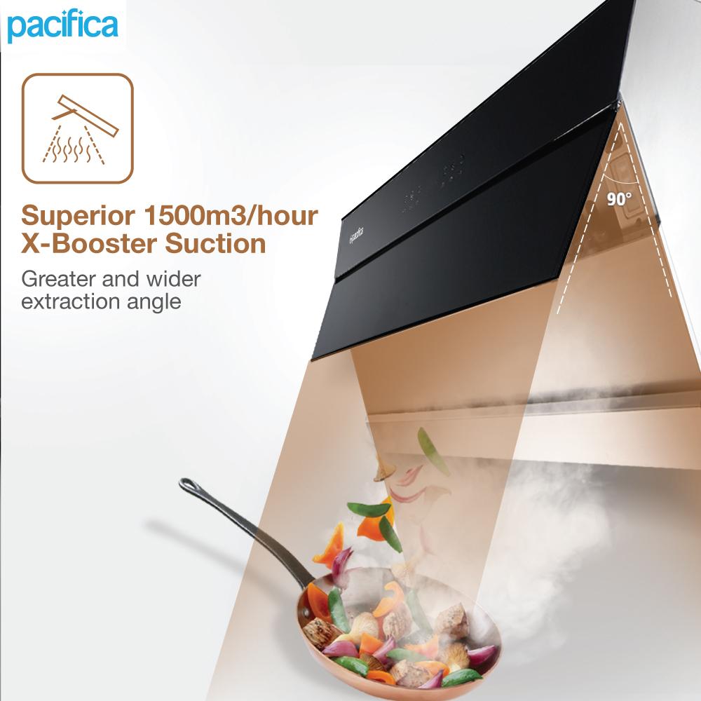 Pacifica VX7 Galador Hood